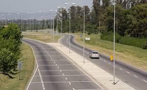 La autovia que llega hasta Alta Gracia se extenderá hasta Va. Ciudad de America (foto Diario Sumario)