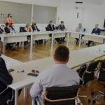 Martín Gill se reunió con intendentes radicales de Córdoba