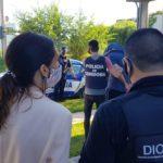 Procedimiento por grooming en Villa María con un detenido
