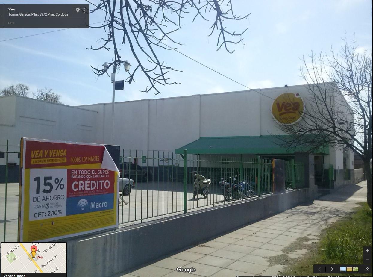 Cierre de Supermercados Vea Pilar Córdoba