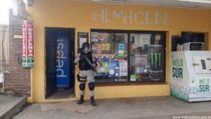 En un espectacular y exitoso operativo la FPA desbarató una banda de narcotraficantes en Alta Gracia