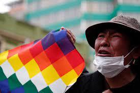 Símbolo de resistencia: proponen colocar bandera de la wiphala en Las Varillas