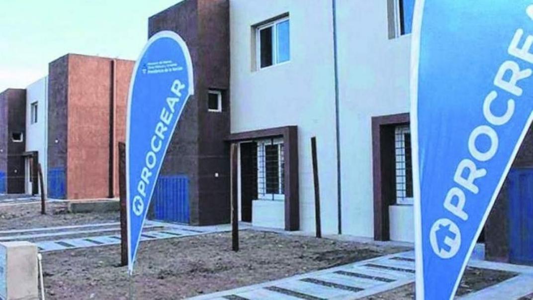 Sorearán 700 viviendas en todo el pais por el Procrear II