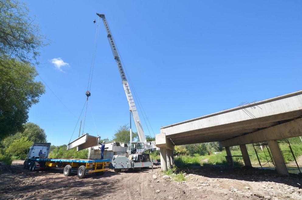 La Provincia licitará la construcción de un nuevo puente en la ruta E-52