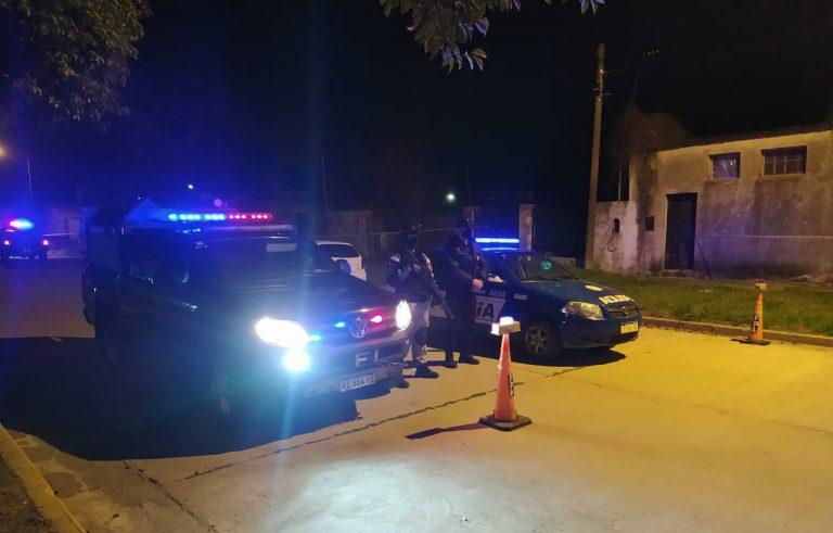 Dos detenidos por presunta venta de drogas en Las Varillas