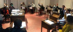 Crearon el Archivo Histórico del Concejo Deliberante