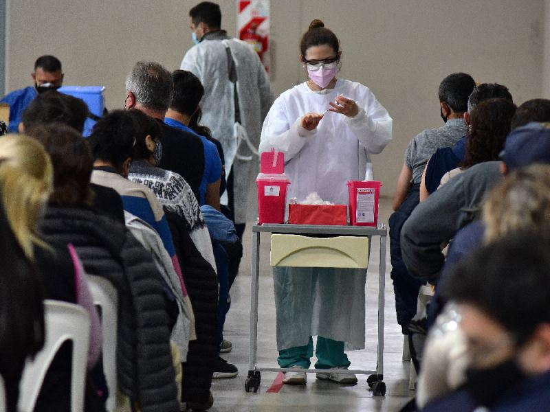 San Francisco: la vacunación covid se traslada a los barrios