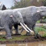 Ya se puede visitar el parque pleistocénico en La Para