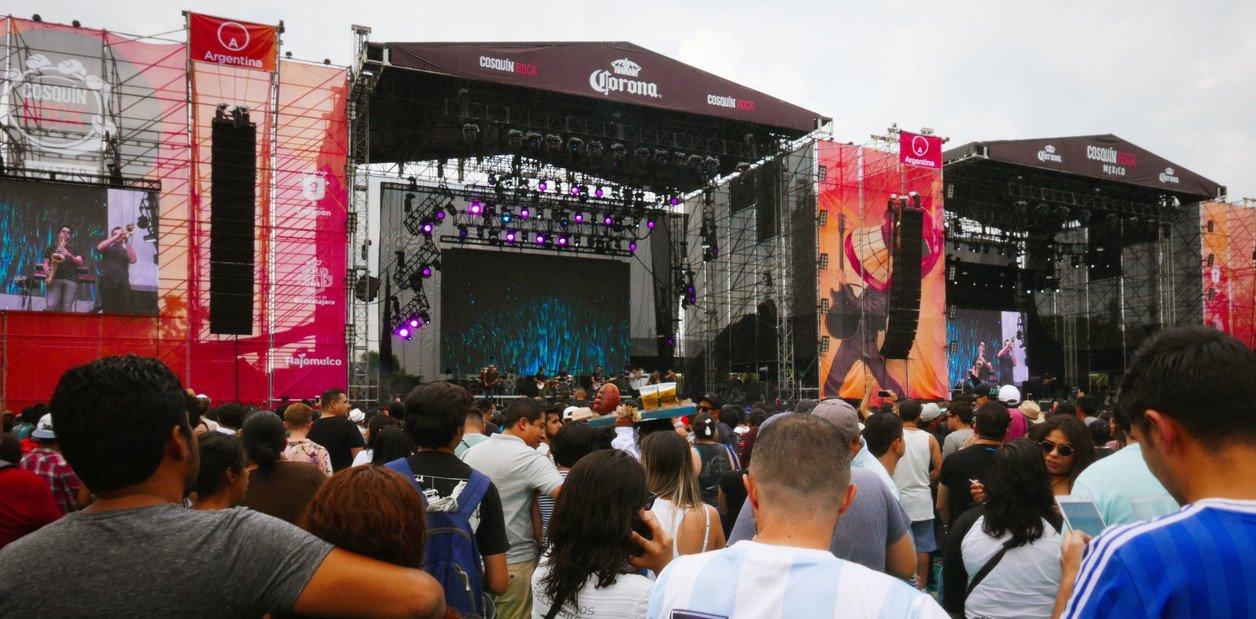 El Cosquín Rock aterriza por segunda vez en Estados Unidos (Clarín)