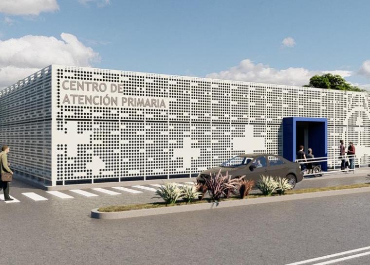 Laguna Larga construirá un moderno hospital con una inversión superior a los 60 millones de pesos