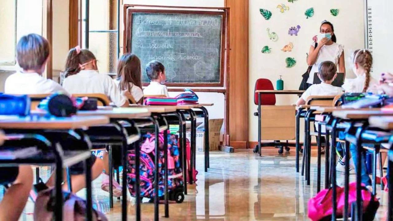 Según informó el ministerio de Educación, habrá clases normalmente el próximo 21 de septiembre. Foto ilustrativa: Perfil